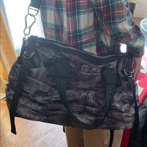 Lululemon Destined for Greatness Duffle Bag